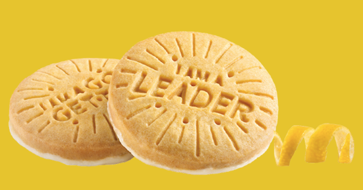 New Girl Scout Cookie 'Lemon-Ups' are stamped with inspiring feminist messages