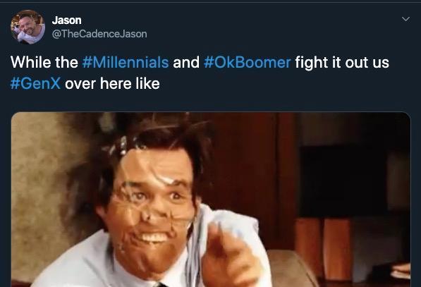 gen x memes