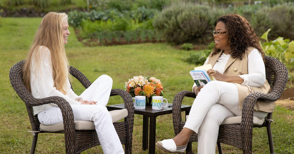 Oprah is eating vegan once a day for the planet, and sharing her meals