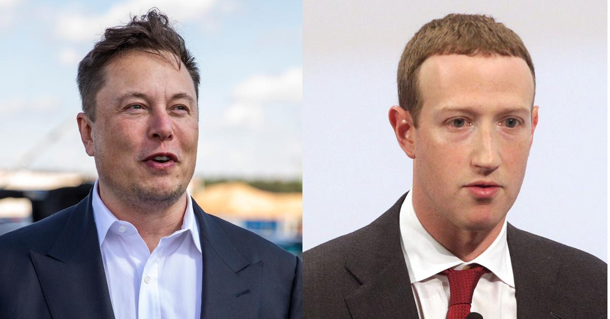 elon musk mark zuckerberg