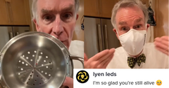 bill nye science mask cover