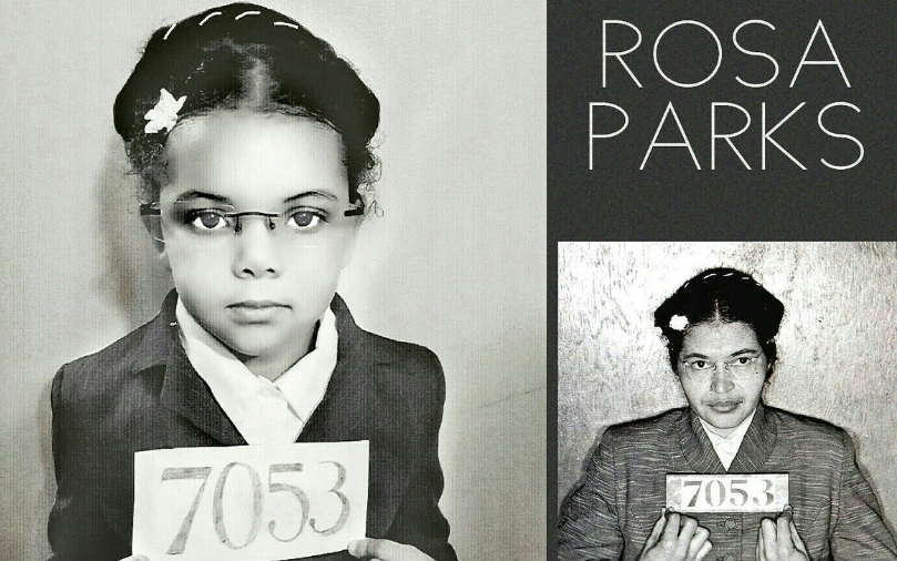 5-year-old girl dressed up as 28 iconic women for Black History Month