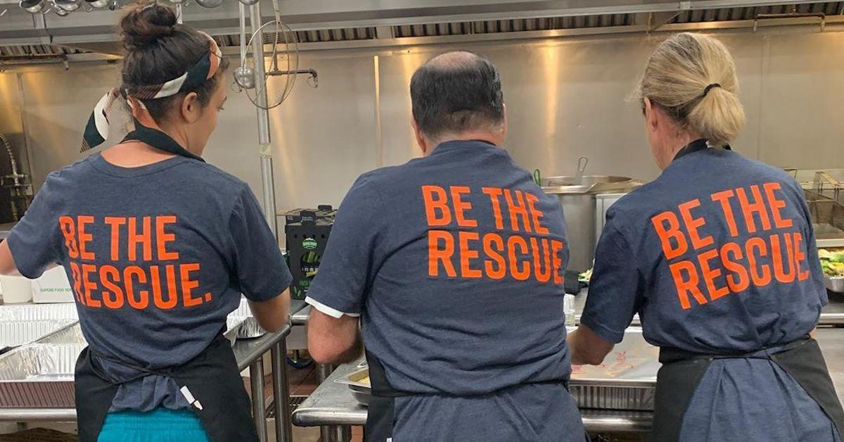 food rescue super bowl donate