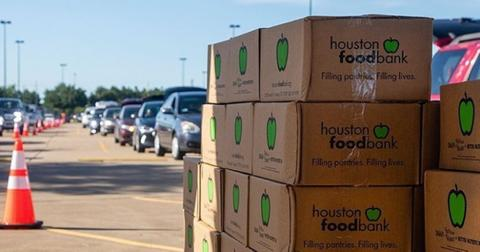 featured thanksgiving food drive