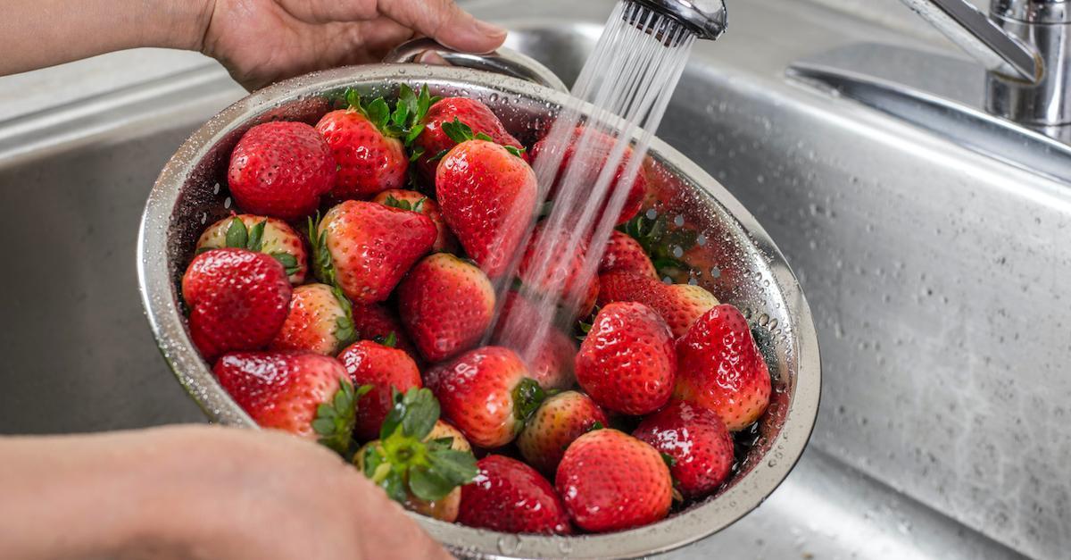 saltwater strawberries