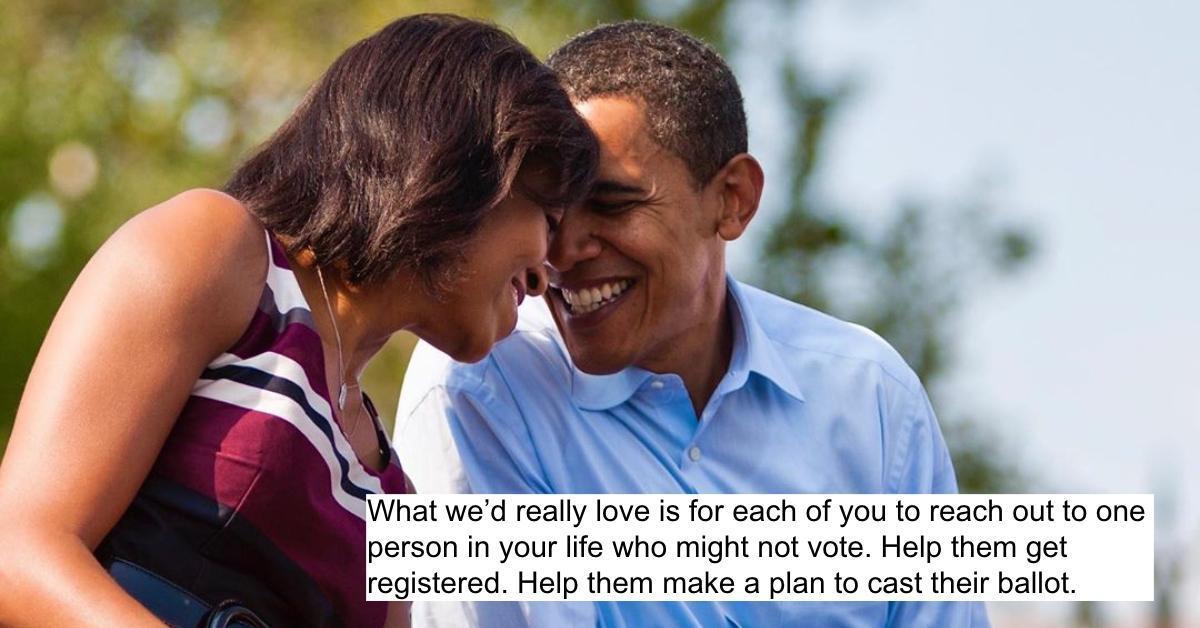 featured barack michelle obama anniversary vote