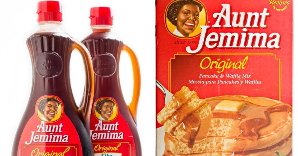 aunt jemima logo meaning