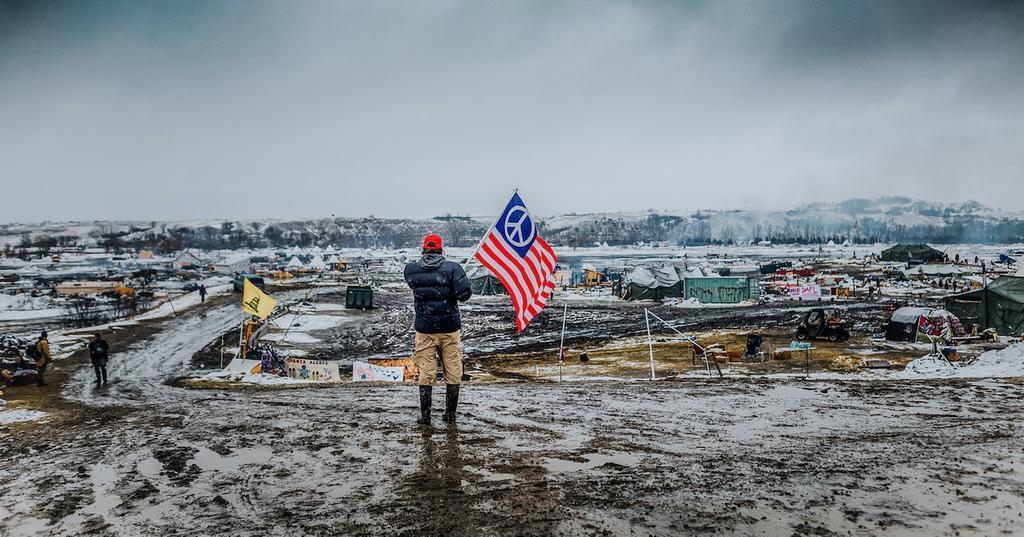 dakota pipeline close