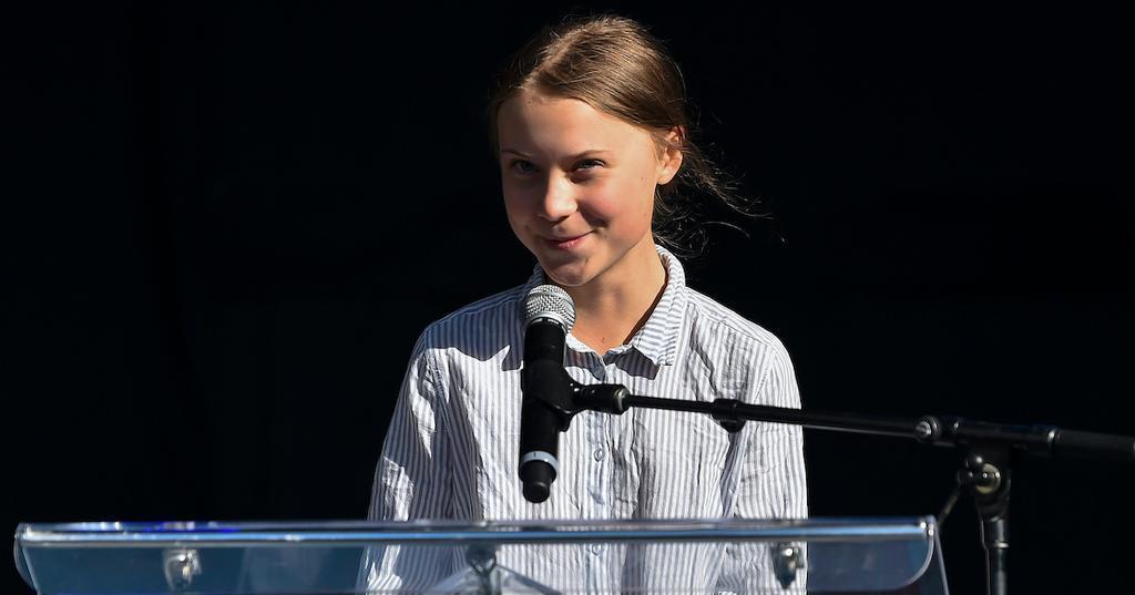 greta thunberg prize