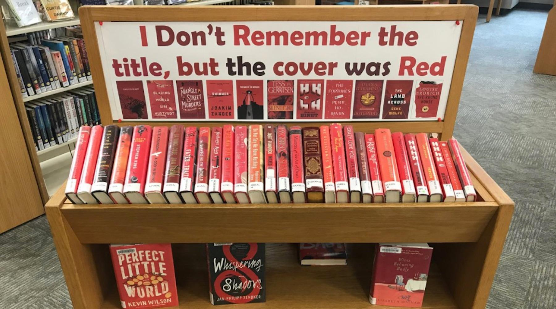 Librarians are mocking all the people who annoy them at work