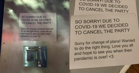featured canceled party