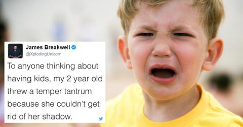 35 hilarious tweets that are way too relatable for parents