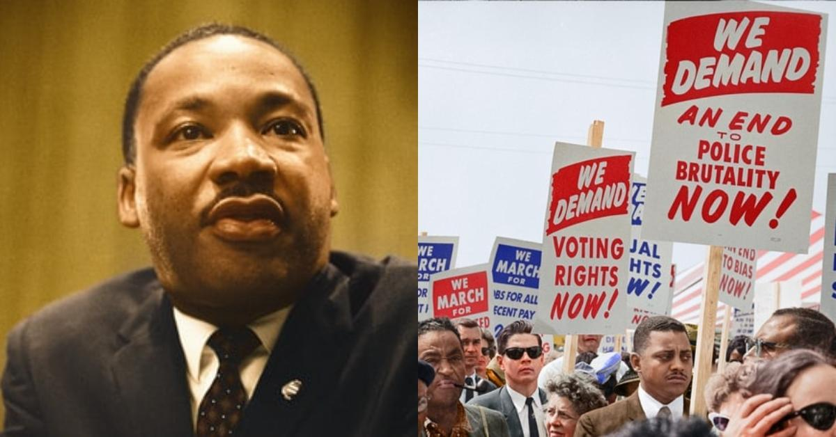 featured civil rights