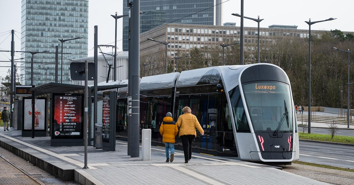 luxembourg public transportation free
